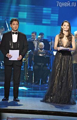 Елизавета Боярская и Евгений Писарев