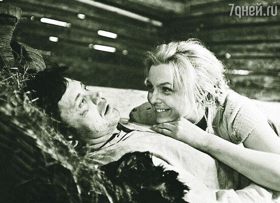 В фильме «Никто не хотел умирать» я снимался с Вией Артмане, которая уже была знаменитостью