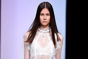 Самая женственная коллекция на Mercedes-Benz Fashion Week Russia