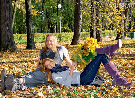 «Считается, что у супружеских пар вкусы становятся похожими лет через двадцать совместной жизни. А у нас не было периода притирки, мы как-то сразу стали единым организмом»