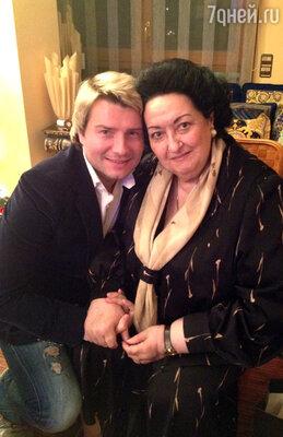 Николай Басков и Монсеррат Кабалье