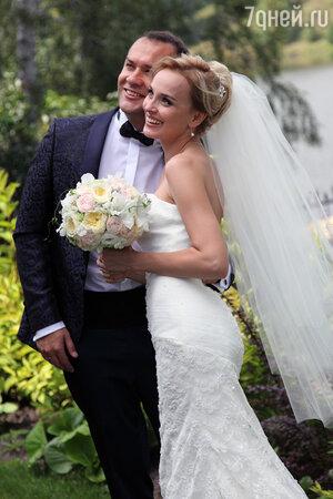 Свадьба Наталии Быстровой и Дмитрия Ермака