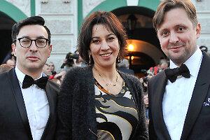 Омский кинофестиваль «Движение»: сюрпризы церемонии открытия и красная дорожка