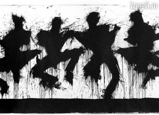 Выставка «Ричард Хэмблтон. Нью-Йорк»