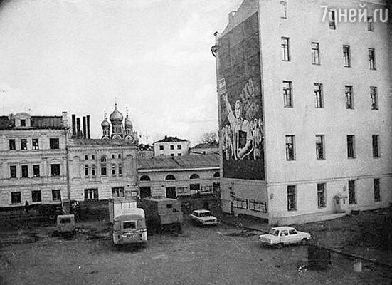 Выставка «Мы жили в Москве»