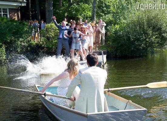 Кадр из фильма «Большая свадьба»