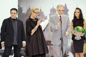 Элита увидела Баку