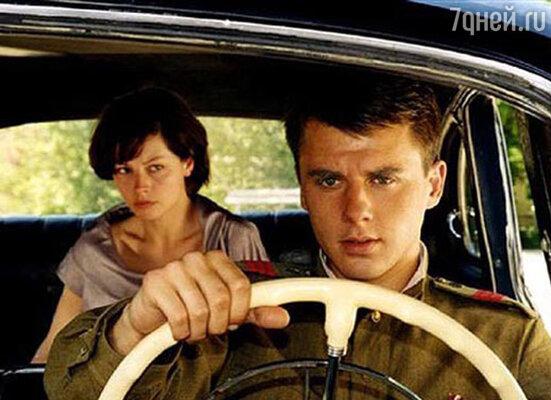 Кадр из фильма «Водитель для Веры»
