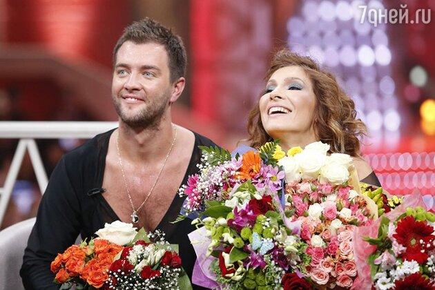Елена Подкаминская и Андрей Карпов