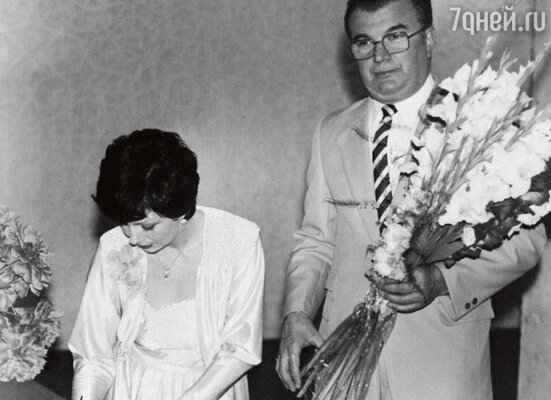 Свадьба Иоланты и Эмиля Эмильевича. Ташкент, 1981 г.