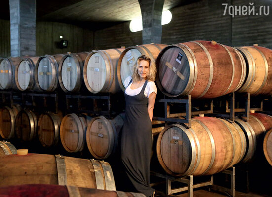 В этих бочках «созревают» знаменитые чилийские вина