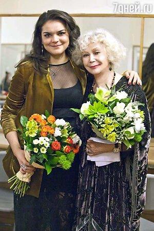 Полина Лазарева, Светлана Немоляева