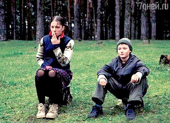 Глеб Пускепалис в 10 лет сыграл свою первую роль в фильме «Коктебель»