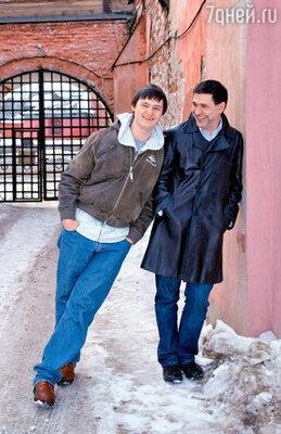 Благодаря сыну Сергей Пускепалис в 40 лет дебютировал в кино в главной роли