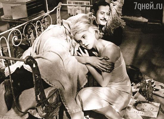 Голливудским дебютом Эли стал фильм «Куколка». Его партнершей была Кэрролл Бэкер, 1956 г.