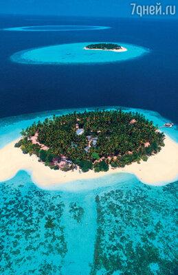 Мальдивы — это 2000 островов, большинство из которых необитаемы