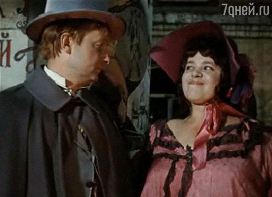 Наталья Крачковская в фильме «Женитьба Бальзаминова», 1964 год