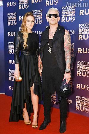 Алена Водонаева и Слава Пантеров