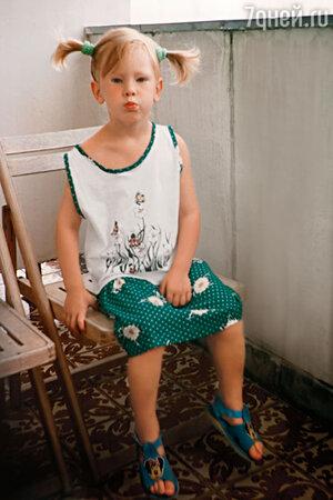 Дочь Натальи Хорохориной