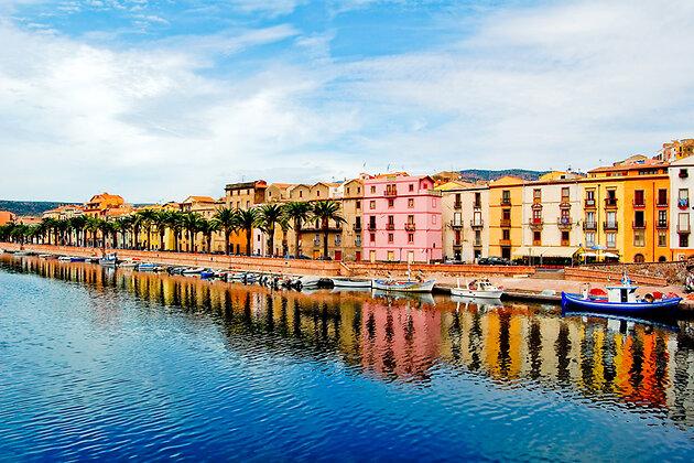 Босса, Сардиния
