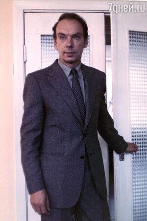 Алексей Баталов, 1986 год