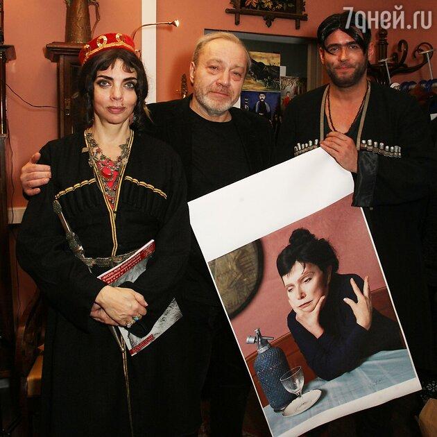 Екатерина Рождественская, Сергей Сенин, Максим Аверин