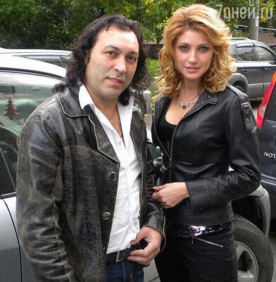 Ян Марти и Анастасия Макеева