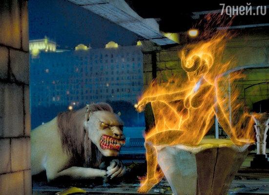 Кадр фильма «Мантикора»