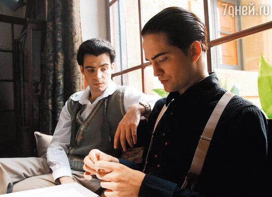 Кадр фильма «Отголоски прошлого»