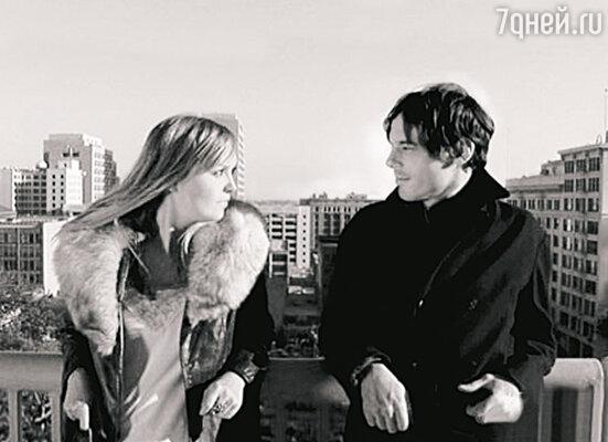 Кадр фильма «Полночный поцелуй»