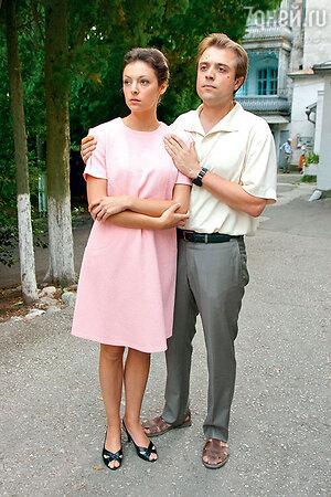 Дарья Макарова и Александр Ильин
