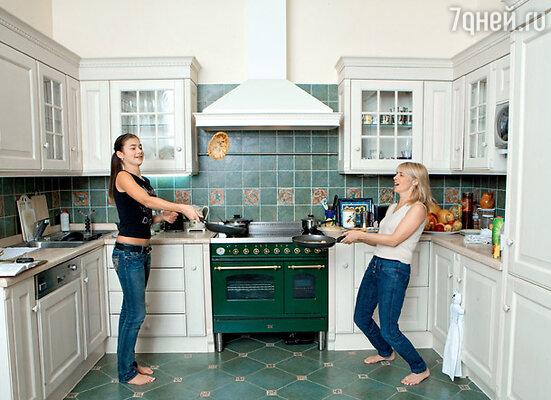 Вера Глаголева: «На моей кухне есть все, кроме подсобки»