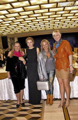 Татьяна и Надежда Михалковы, Наталья Андрейченко и Наталья Рагозина