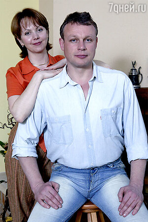 Сергей и Вера Жигуновы