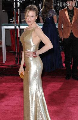 Платье Рене Зельвегер — неудача во всех смыслах