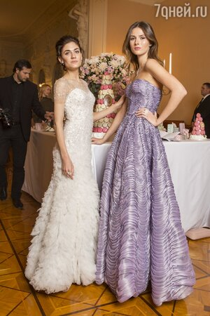 Мария Мессерер и Анна Королева