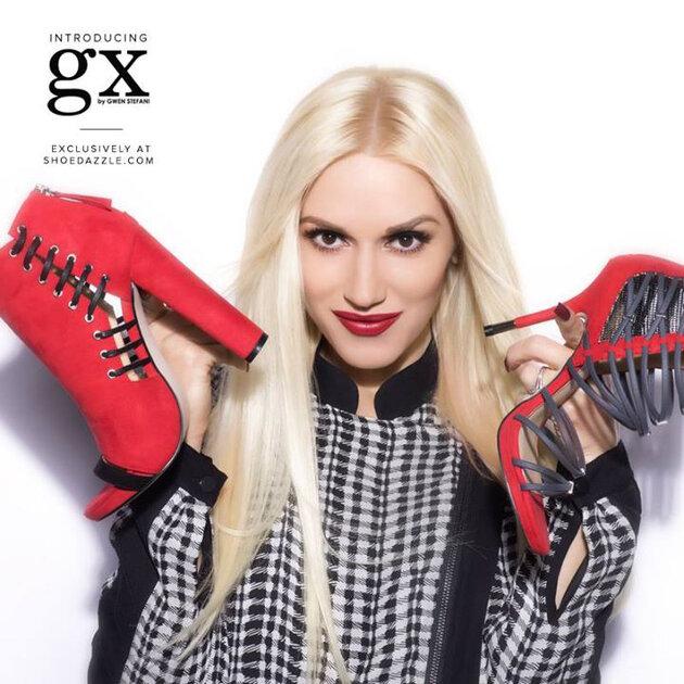 gx by Gwen Stefani ShoeDazzle