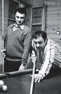 Гриша был необыкновенно одаренным и очень везучим человеком. В театральном и эстрадном мире говорили: «Если тебе не везет, возьми с собой Гришу Горина -- и все будет нормально.» С Эльдаром Рязановым