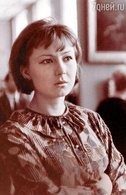 Даль с Татьяной Лавровой поженились в 1965 году, но прожили вместе всего полгода