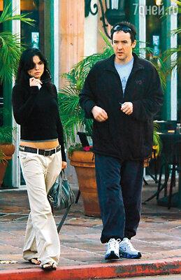 С Джоди Лин О'Кифи. Малибу, 2008 г.