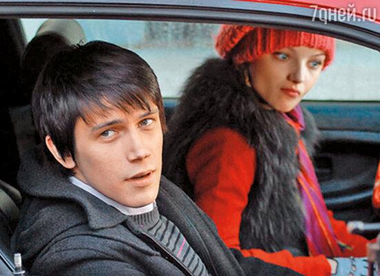 В фильме «Вербное воскресенье» Бичевин снимался с Екатериной Вилковой