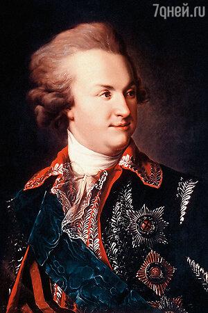 Князь  Потемкин