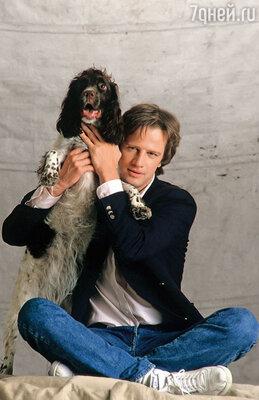 Для меня собаки — существа особые, святые. Они любят тебя просто за то, что ты есть. 1985 год