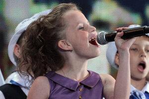 Алиса Кожикина заняла 5-е место на детском «Евровидении»