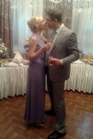 Дмитрий Орлов и  Ксения Энтелис