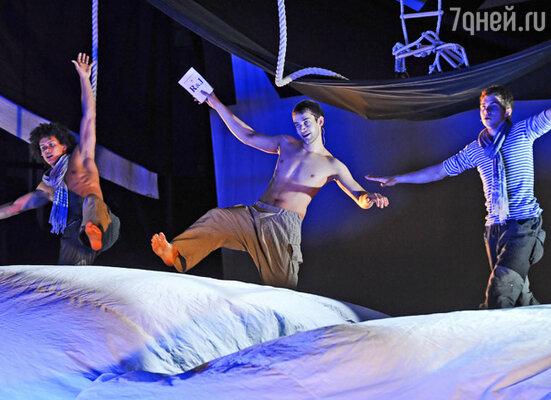 «R & J. Ромео и Джульетта» в Театре Романа Виктюка