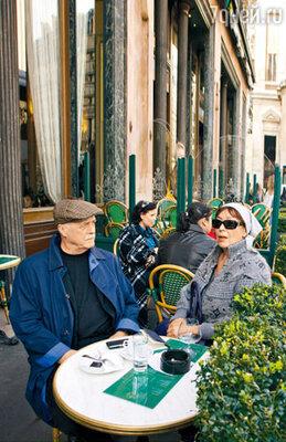 Станислав Говорухин и его жена Галина