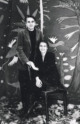 Я понимал, что нашу любовь не склеить. Но мои чувства продолжали жить по инерции, словно поезд, в котором на ходу рванули «стоп-кран». Арунас с Ингеборгой, 1991 г.