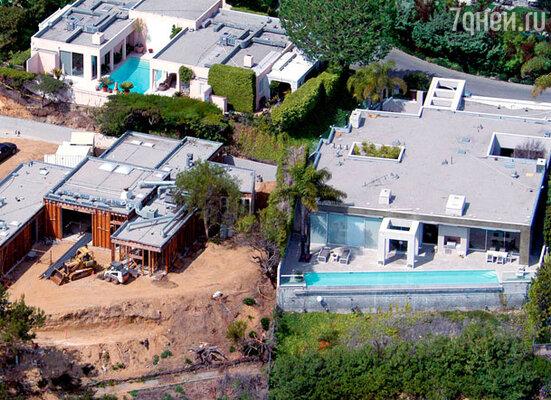 Ди Каприо пришлось опровергать в суде, что строительство спортивной площадки вызвало оползни, повредившие соседские постройки