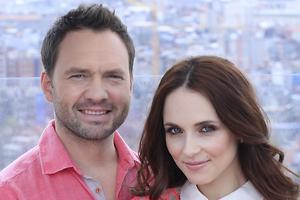 Анна Снаткина и Виктор Васильев отмечают льняную свадьбу